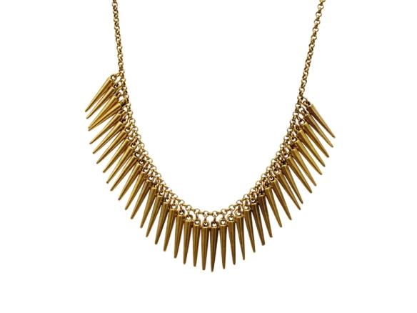 colar-dourado-spikes-bijuteria-luxo-fina