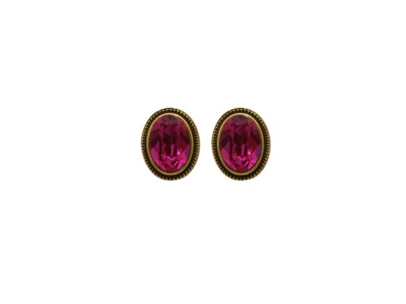 brinco+ponto+pink+dourado+delicado+oval+swarovski+cristal+biju de luxo+biju fina+bijuteria de luxo+comprar+loja virtual+acessorios femininos+anna raquel acessorios+lolitas acessorios