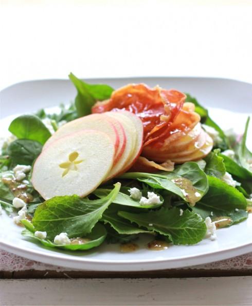 salada com maça1